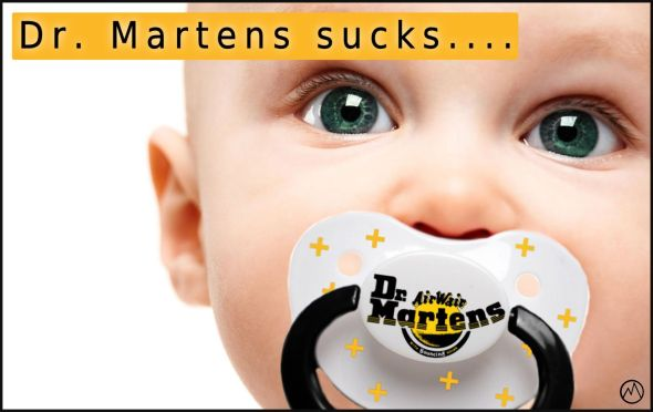 dr. martens sucks